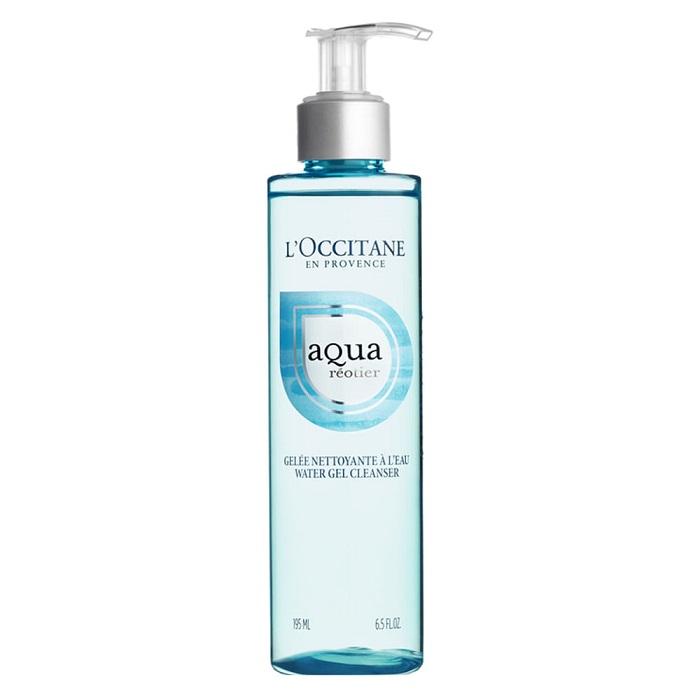 Aqua Réotier L'Occitane en Provence - Gel de Limpeza Facial 195ml