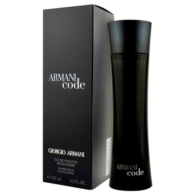 Armani Code Eau de Toilette Giorgio Armani - Perfume Masculino 125ml