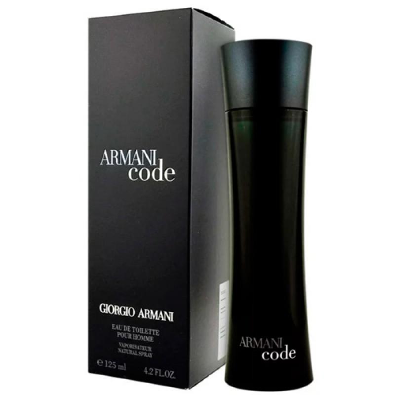 Armani Code Eau de Toilette Giorgio Armani - Perfume Masculino 200ml