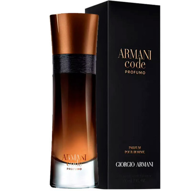Armani Code Profumo Eau de Parfum Giorgio Armani - Perfume Masculino 60ml