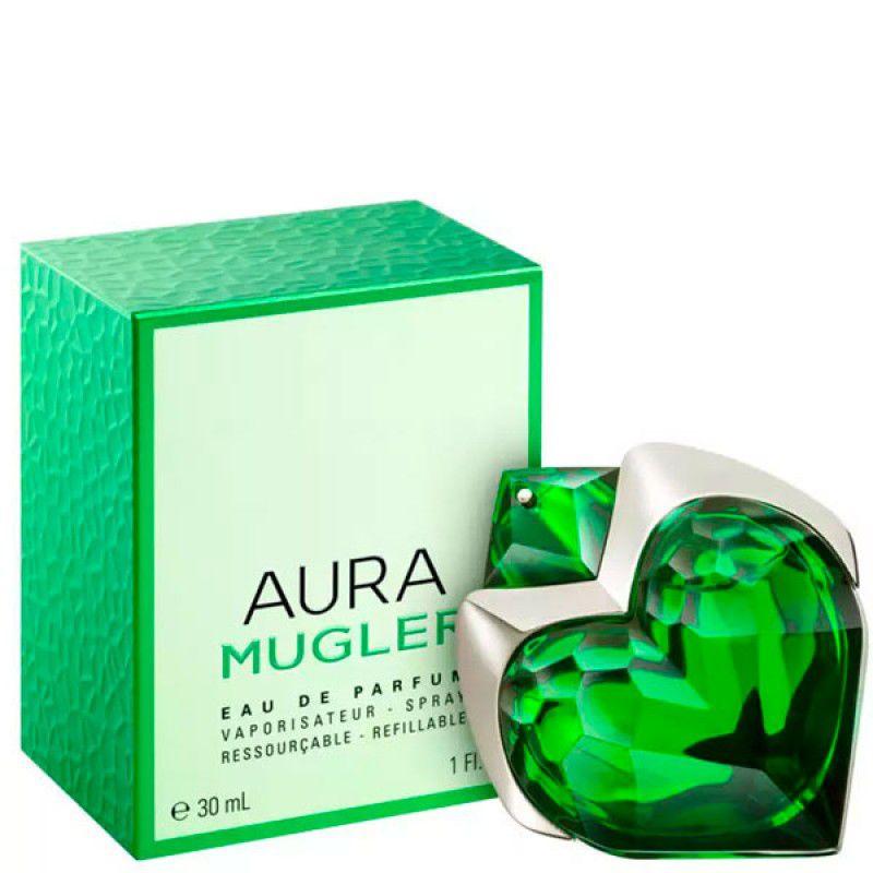 Aura Mugler Eau de Parfum Thierry Mugler - Perfume Feminino 30ml