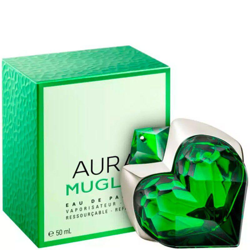 Aura Mugler Eau de Parfum Thierry Mugler - Perfume Feminino 50ml
