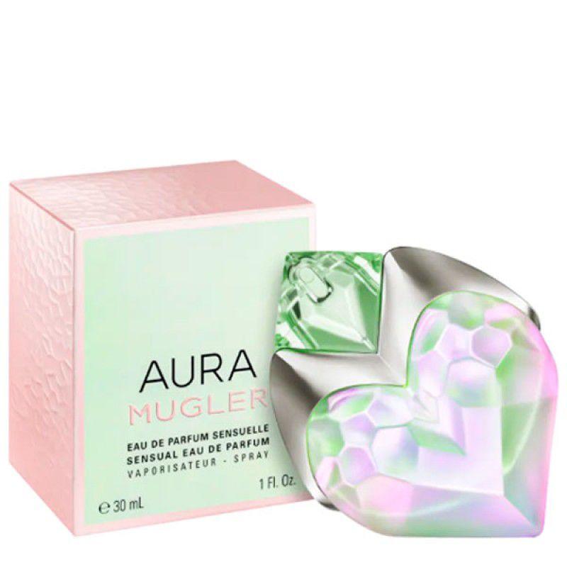 Aura Sensuelle Mugler Eau de Parfum Thierry Mugler - Perfume Feminino 30ml