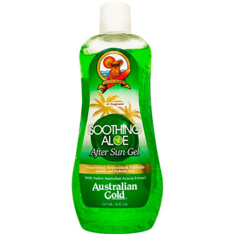 Australian Gold Smoothing Aloe After Sun Gel - Pós-Sol 237ml