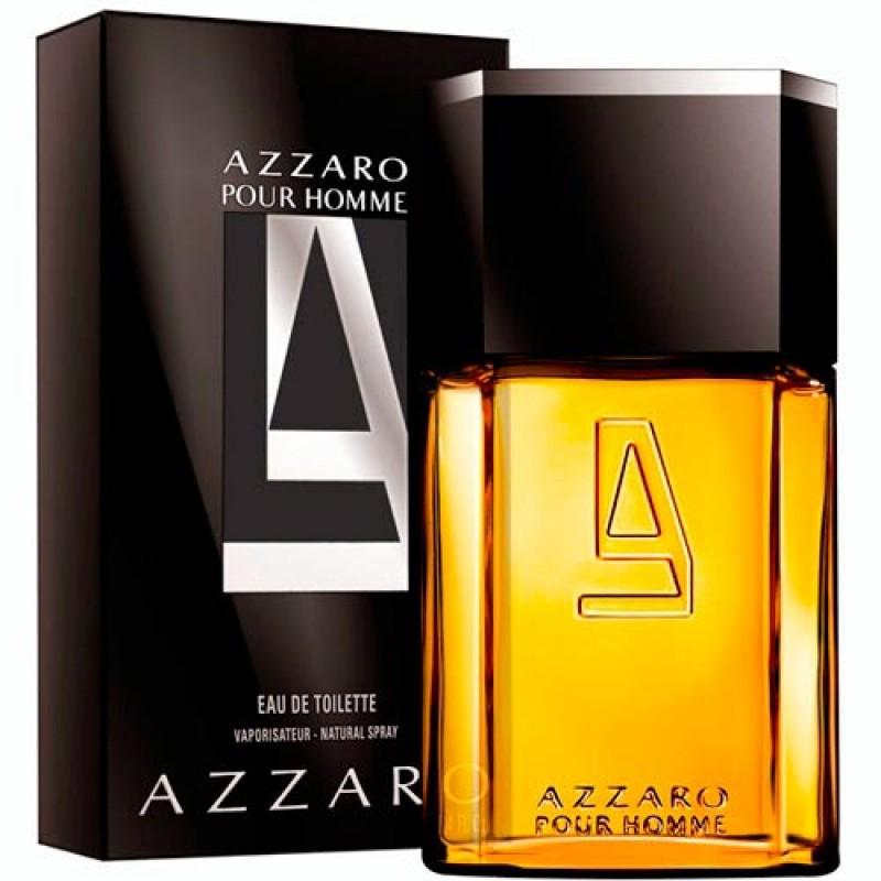 Azzaro Pour Homme Eau de Toilette Azzaro - Perfume Masculino 50ml