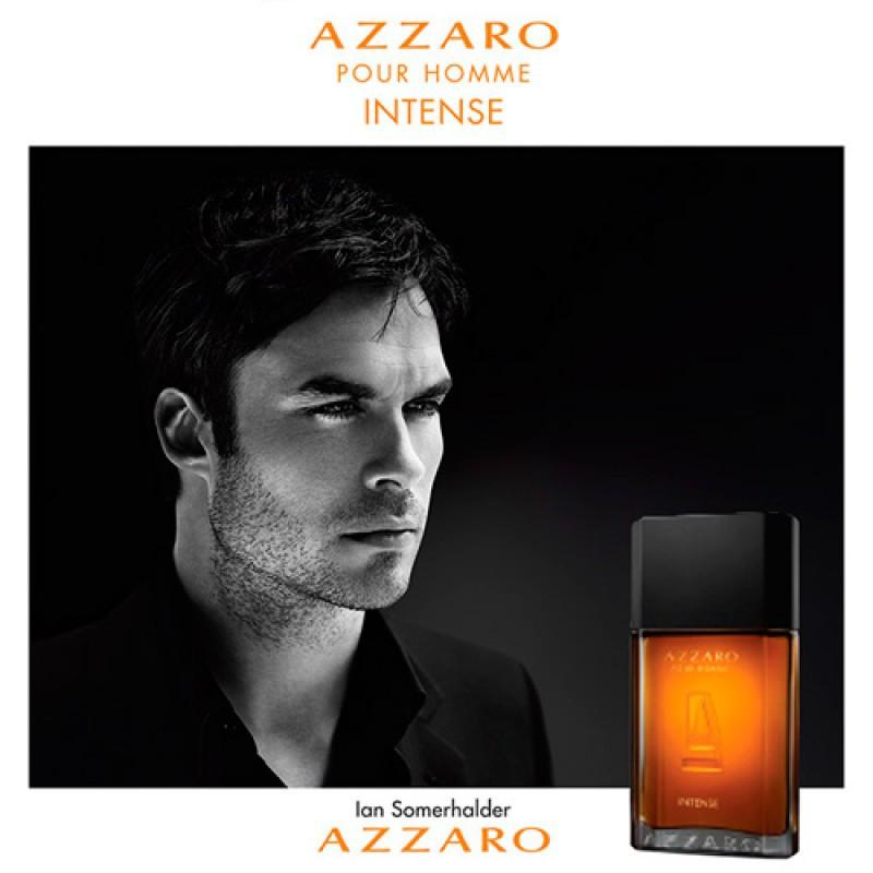 Azzaro Pour Homme Intense Eau de Parfum Azzaro - Perfume Masculino 30ml