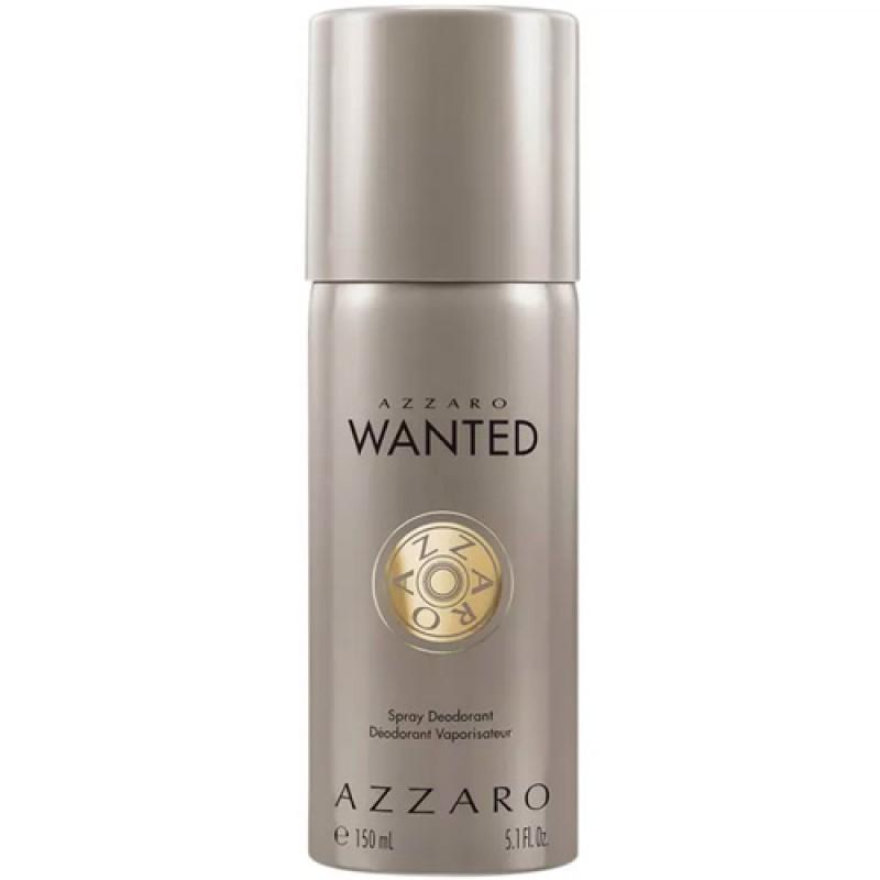 Azzaro Wanted Azzaro - Desodorante Masculino 150ml