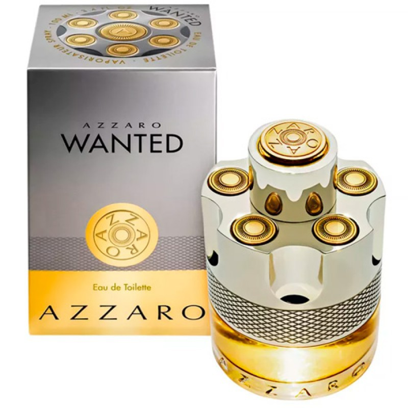 Azzaro Wanted Eau de Toilette Azzaro - Perfume Masculino 50ml