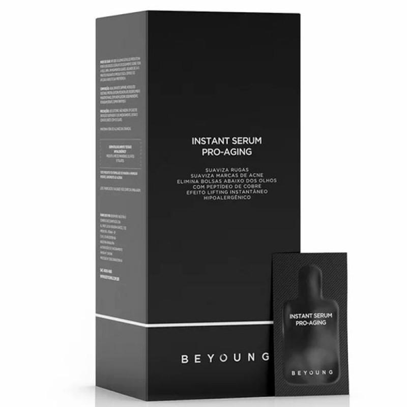 Beyoung Instant Anti-Aging Efeito Lifting 21 Sachês - 3ml
