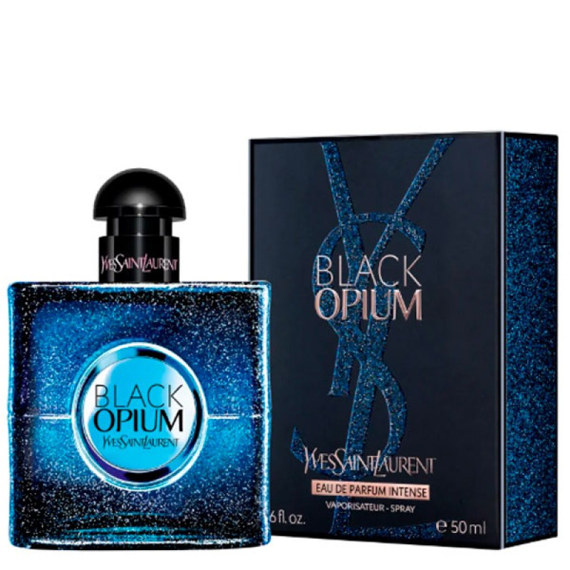 Black Opium Intense Eau de Parfum Yves Saint Laurent - Perfume Feminino 50ml