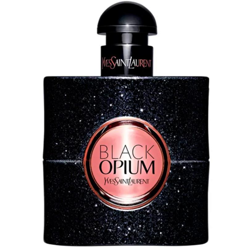 Black Opium Eau de Parfum Yves Saint Laurent - Perfume Feminino 50ml