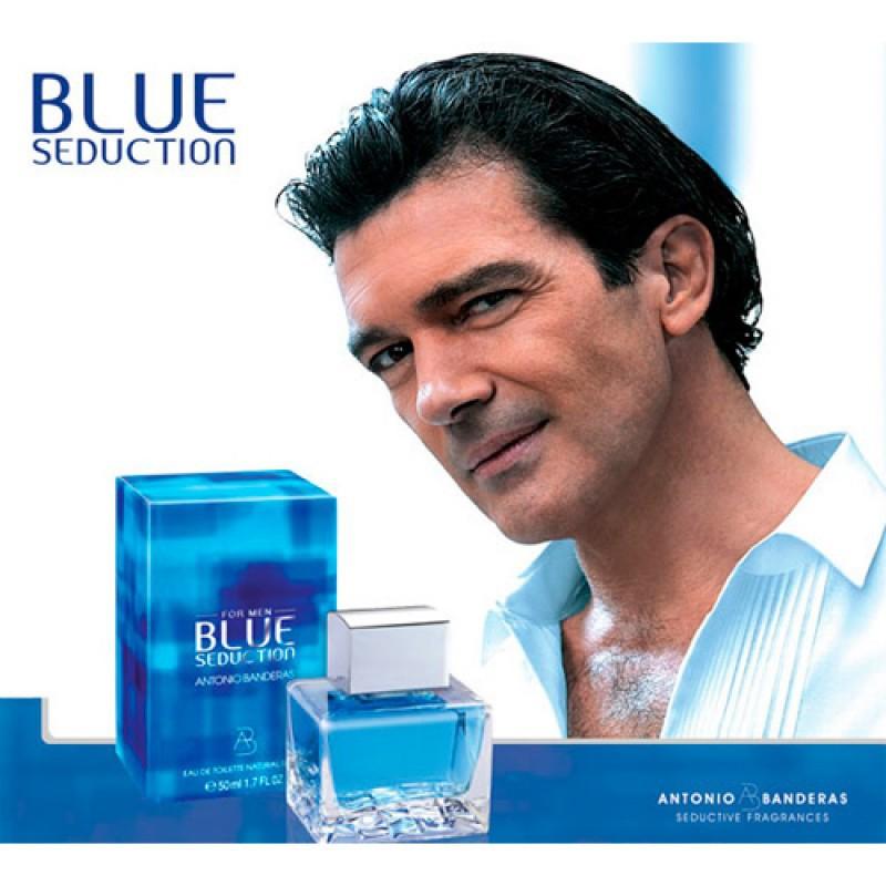 Blue Seduction Eau de Toilette Antonio Banderas - Perfume Masculino 100ml