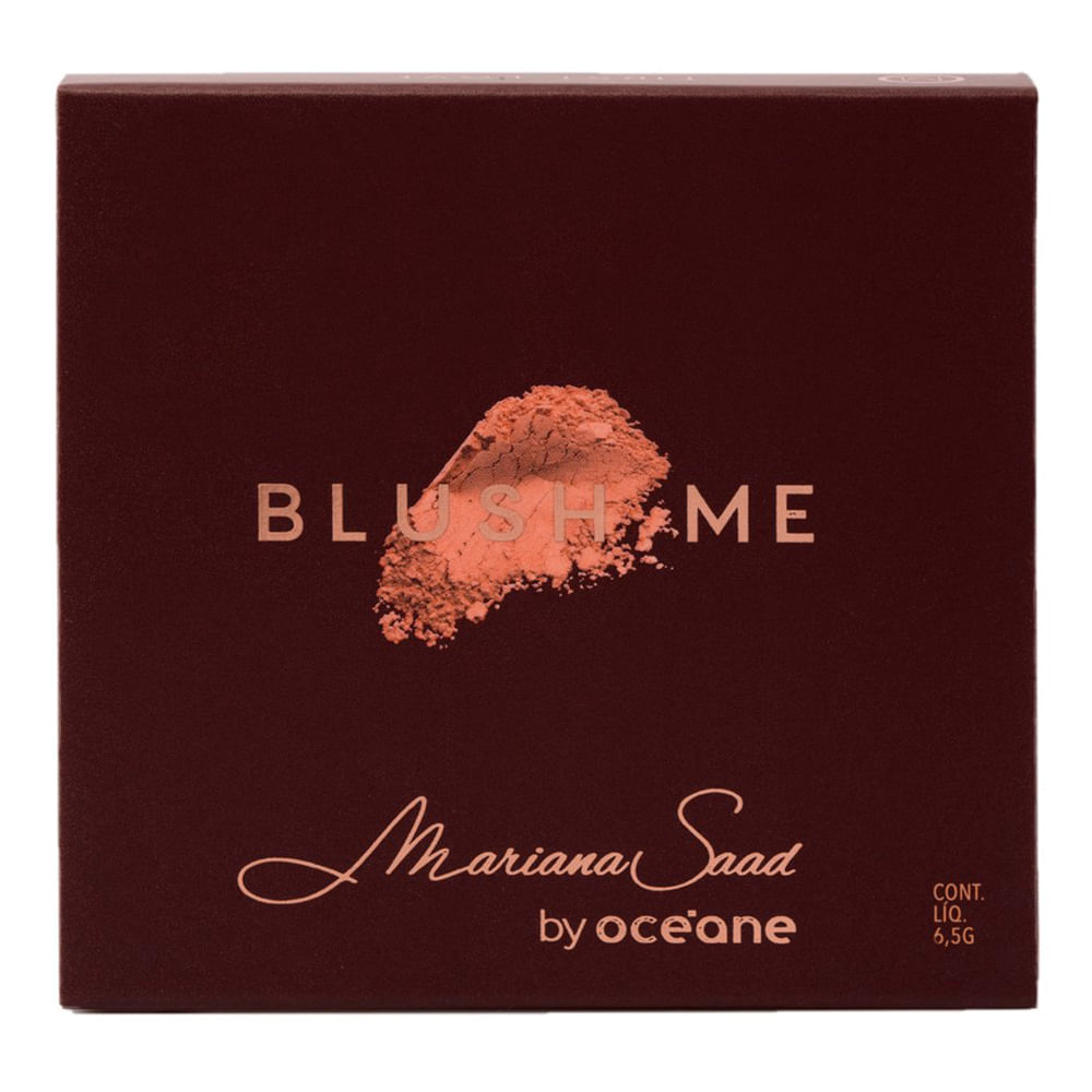 Blush Me Mariana Saad by Océane - Call me Blush