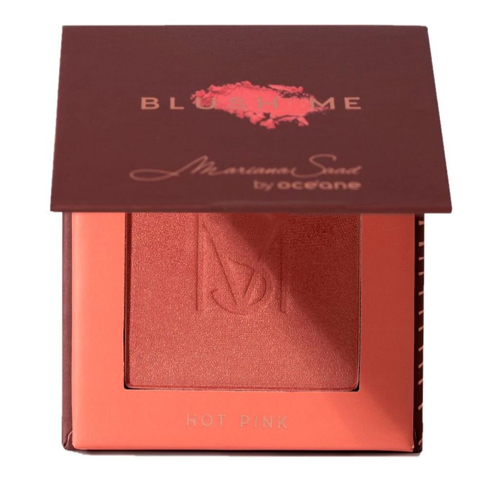 Blush Me Mariana Saad by Océane - Hot Pink
