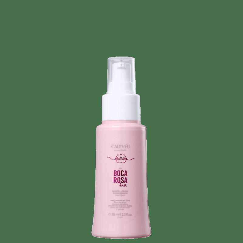 Boca Rosa Hair Fluido Condicionante de Quartzo Cadiveu Professional - Sérum Capilar 65ml
