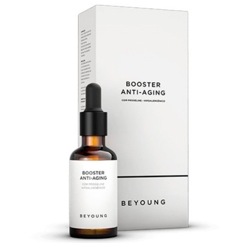Booster Serum Anti-Aging Beyoung - Tratamento Facial Anti Idade