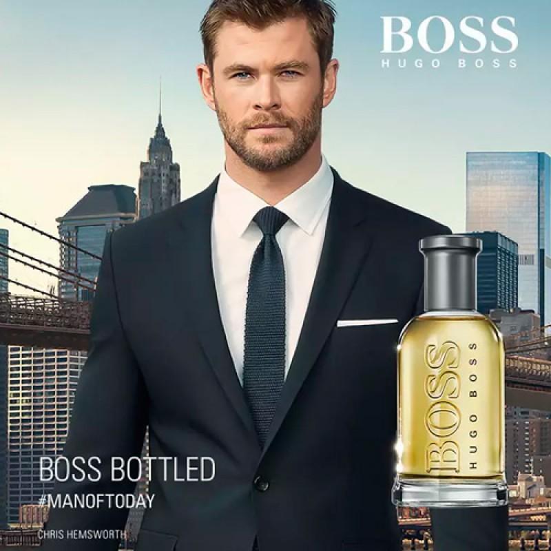 Boss Bottled Eau de Toilette Hugo Boss - Perfume Masculino 50ml