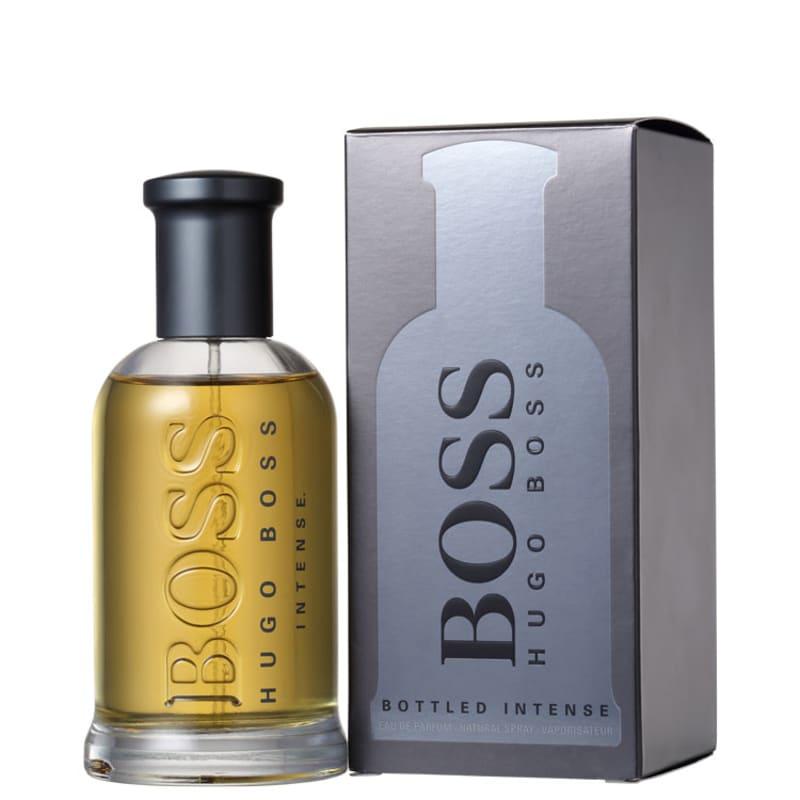 Boss Bottled Intense Eau de Parfum Hugo Boss  - Perfume Masculino 100ml