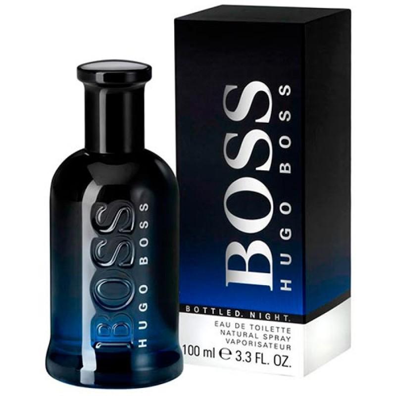 Boss Bottled Night Eau de Toilette Hugo Boss - Perfume Masculino 50ml