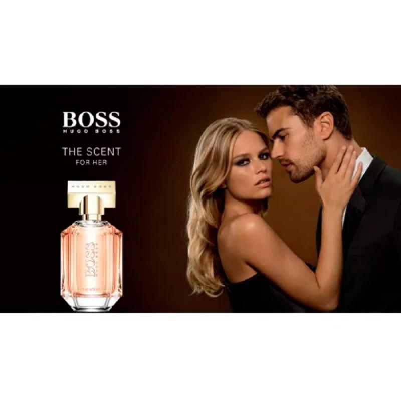 Boss The Scent for Her Eau de Parfum Hugo Boss - Perfume Feminino 50ml