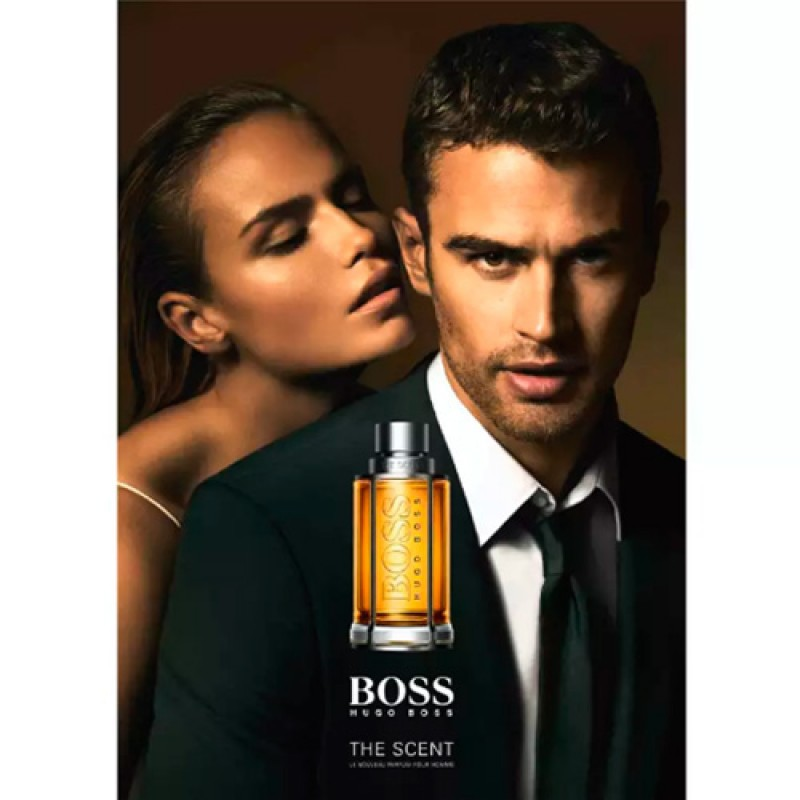 Boss The Scent Eau de Toilette Hugo Boss - Perfume Masculino 50ml