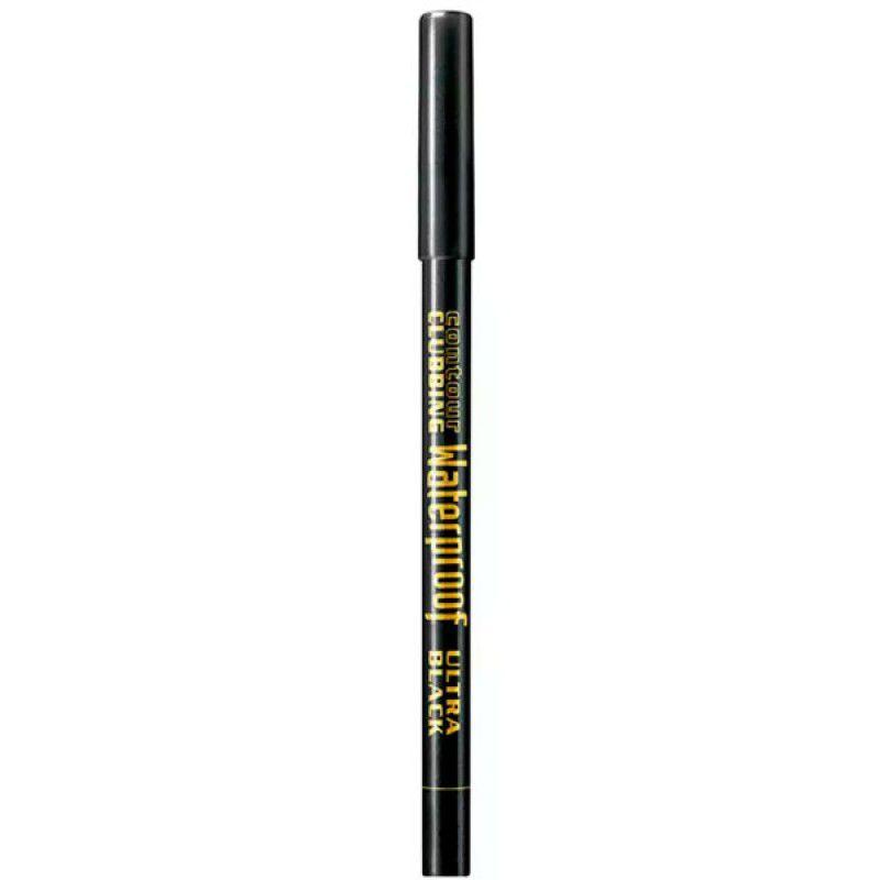 Bourjois Contour Clubbing Waterproof Ultra Black - Lápis de Olho 1,2g