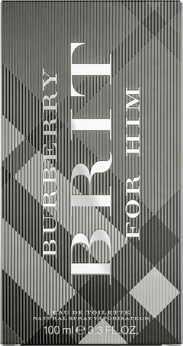Burberry Brit For Him  Eau de Toilette Burberry - Perfume Masculino 50ml