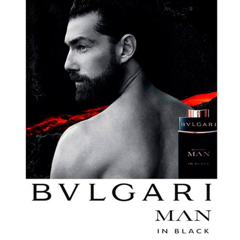 Man in Black Eau de Parfum Bvlgari - Perfume Masculino 60ml