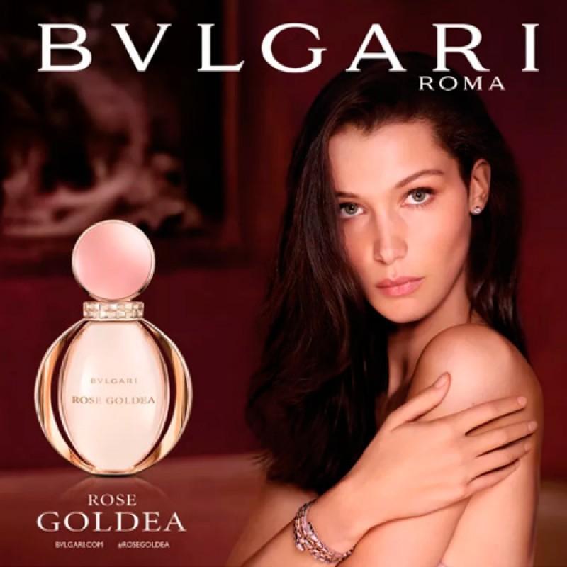 Bvlgari Rose Goldea Eau de Parfum Bvlgari - Perfume Feminino 50ml