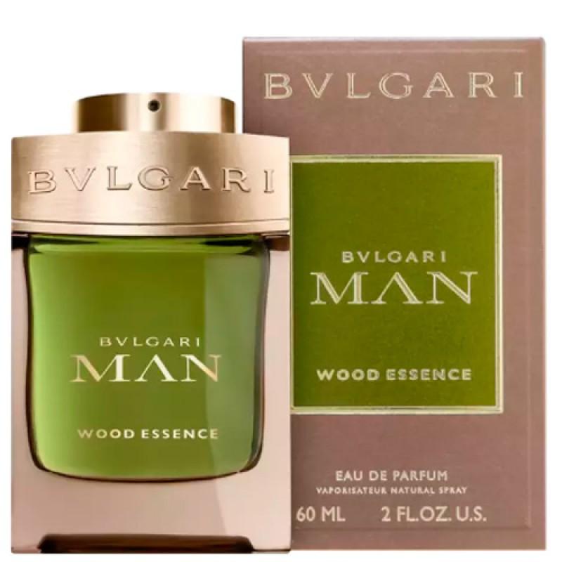Bvlgari Wood Essence Man Eau de Parfum Bvlgari - Perfume Masculino 60ml