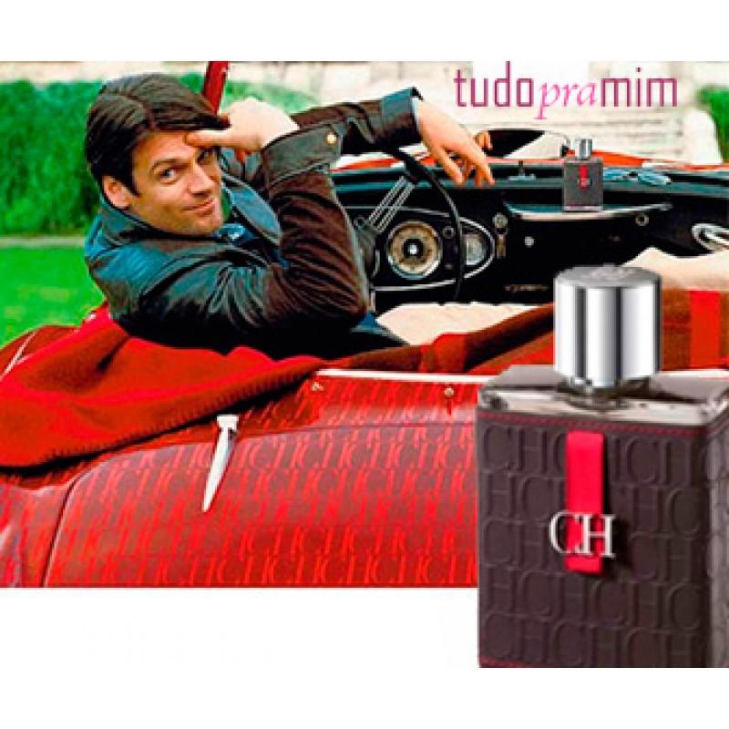 CH Desodorante spray Carolina Herrera Masculino 150ml