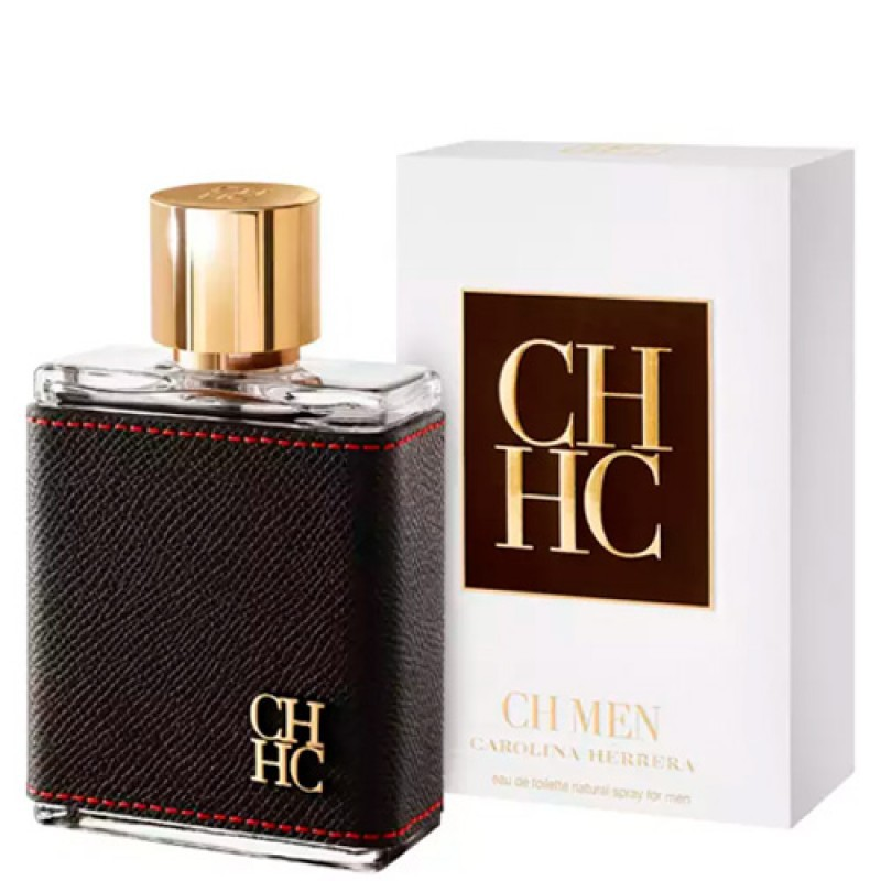 CH Men Eau de Toilette Carolina Herrera - Perfume Masculino 100ml