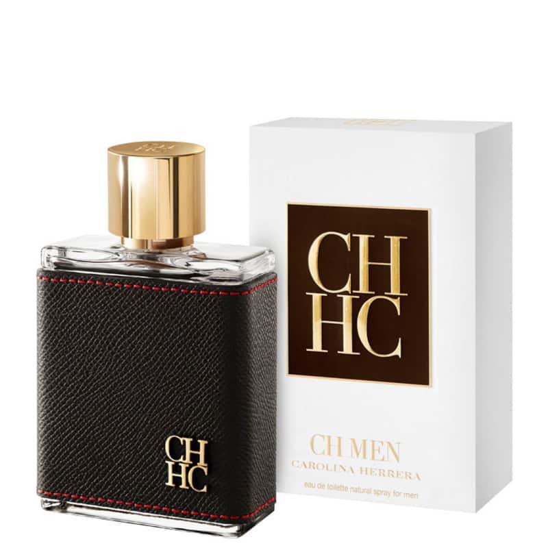 CH Men Eau de Toilette Carolina Herrera - Perfume Masculino 100ml