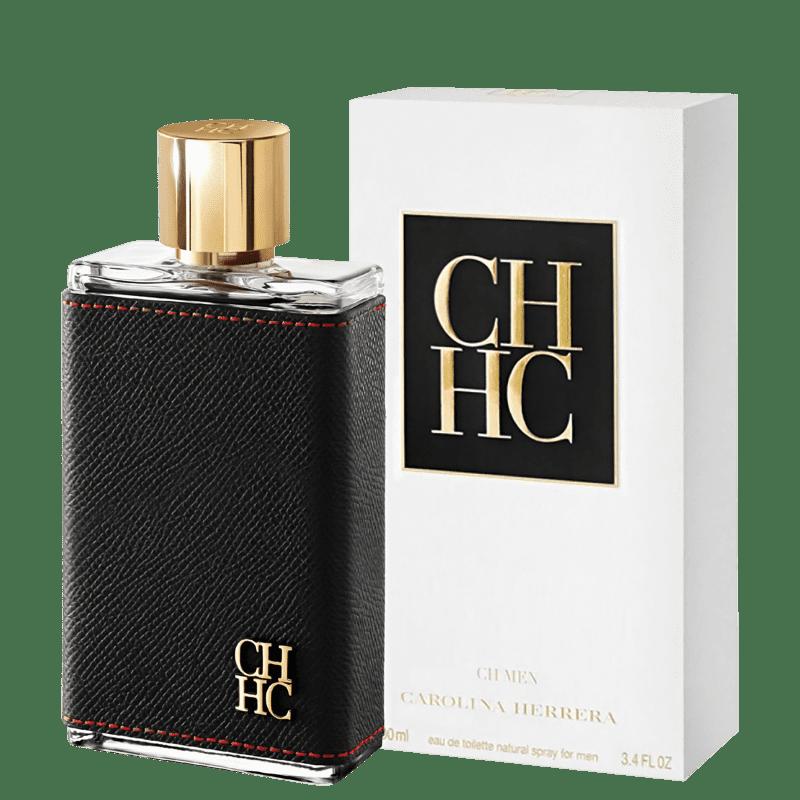CH Men Eau de Toilette Carolina Herrera - Perfume Masculino 200ml