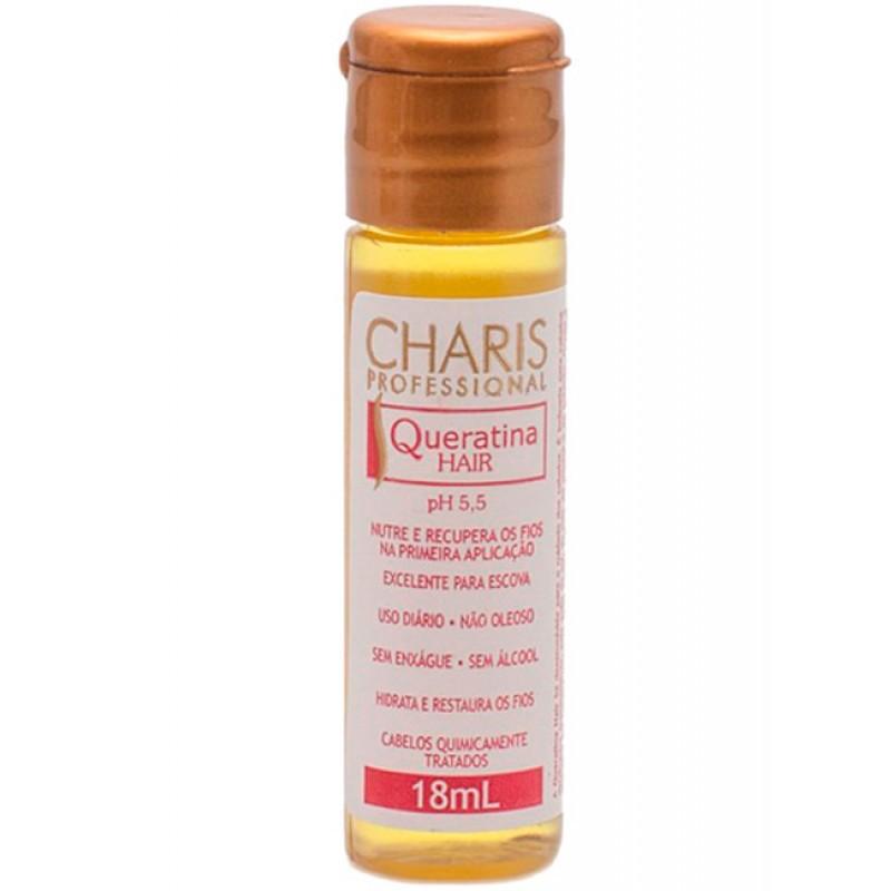 Charis Queratina Hair Ampola de Tratamento 18ml