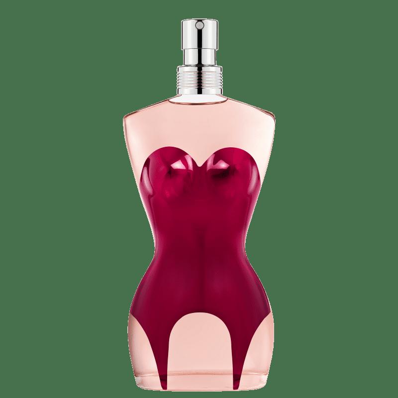 Classique Eau de Parfum Jean Paul Gaultier - Perfume Feminino 100ml