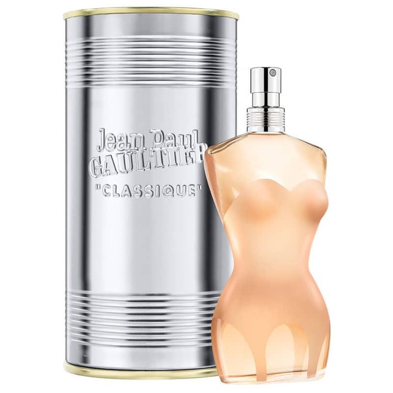 Classique Eau de Toilette Jean Paul Gaultier - Perfume Feminino 100ml