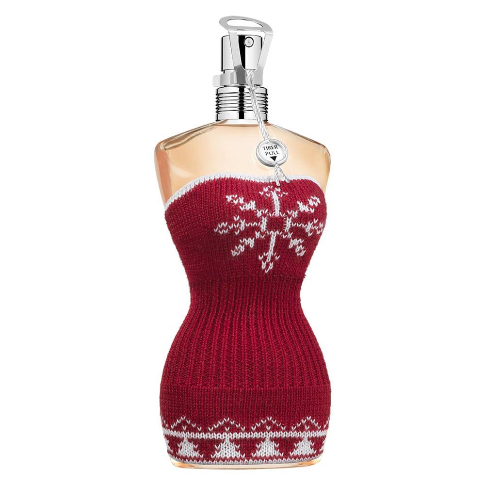 Classique Xmas Collector Eau de Toilette Jean Paul Gaultier - Perfume Feminino 100ml