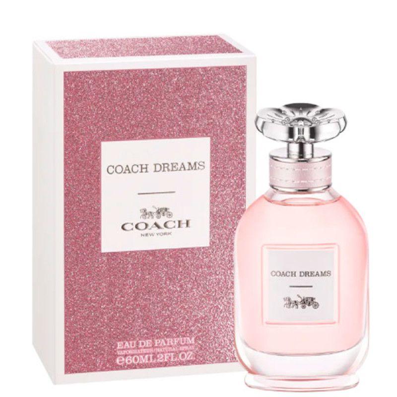 COACH Dreams Coach Eau de Parfum - Perfume Feminino 60ml