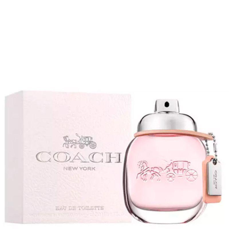 COACH Femme Eau de Toilette Coach - Perfume Feminino 30ml