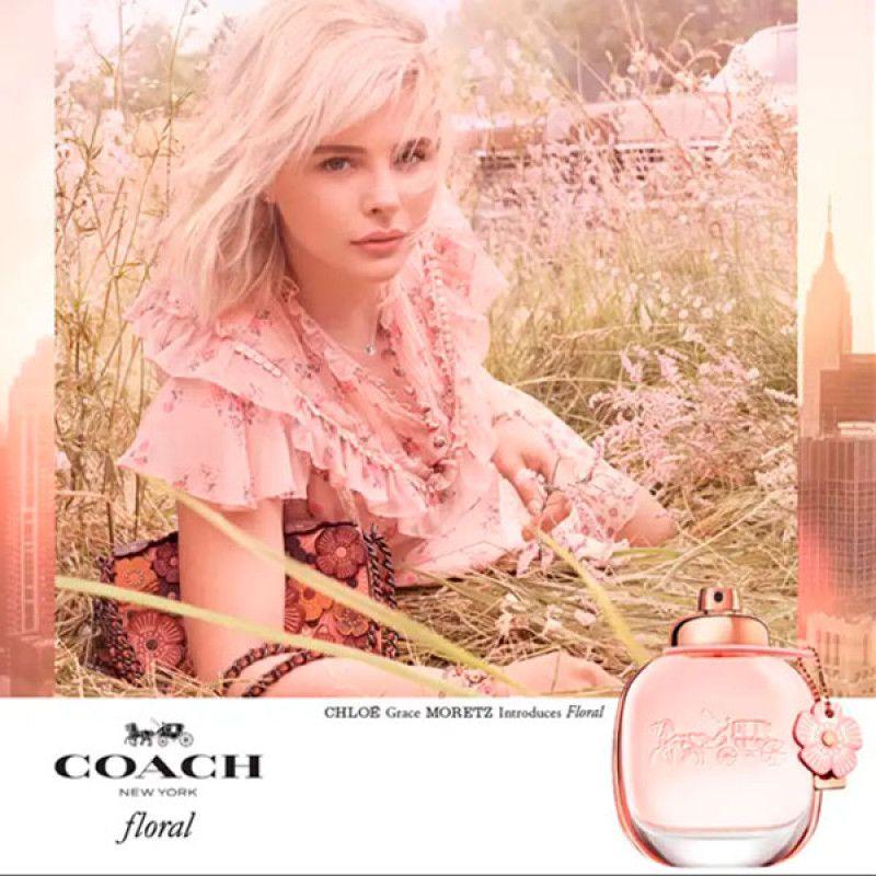 COACH Floral Eau de Parfum Coach - Perfume Feminino 90ml