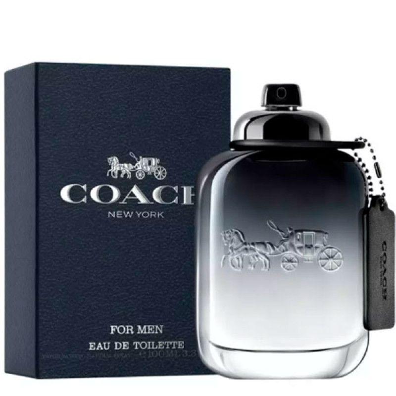 COACH Men Eau de Toilette Coach - Perfume Masculino 100ml