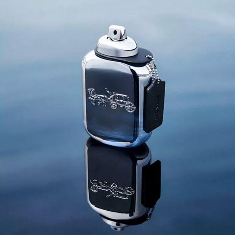 COACH Platinum Eau de Parfum Coach - Perfume Masculino 100ml