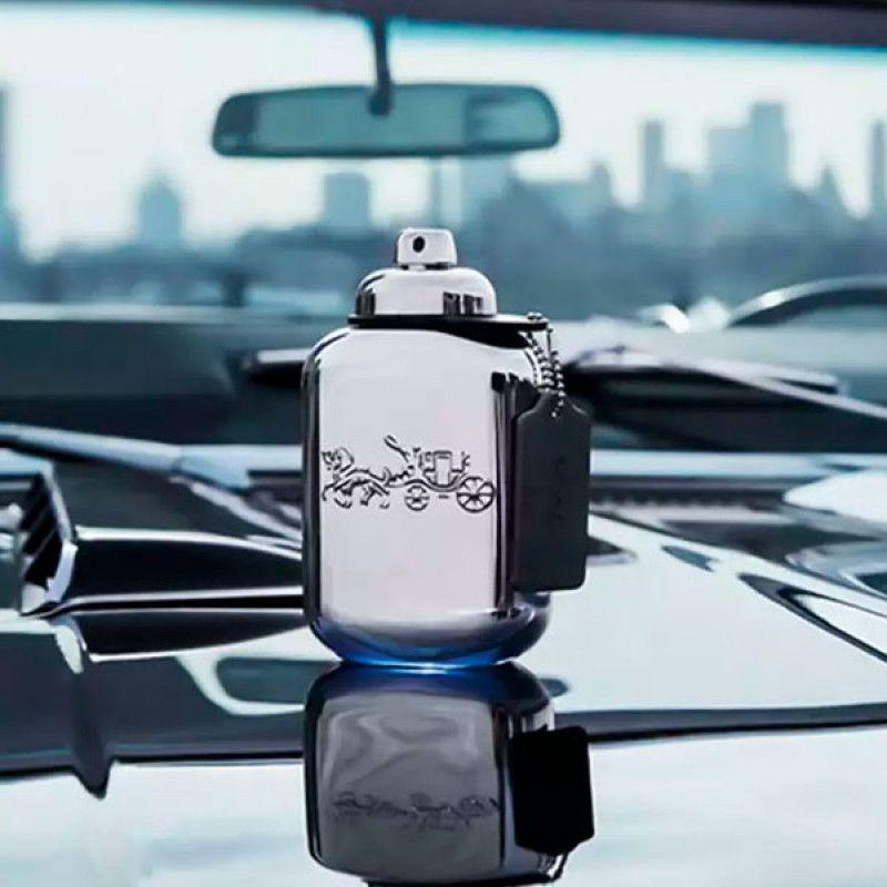 COACH Platinum Eau de Parfum Coach - Perfume Masculino 60ml