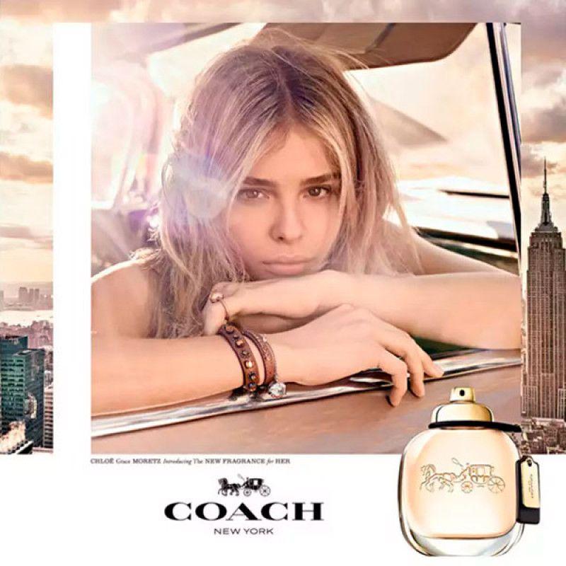 COACH Woman Eau de Parfum Coach - Perfume Feminino 90ml
