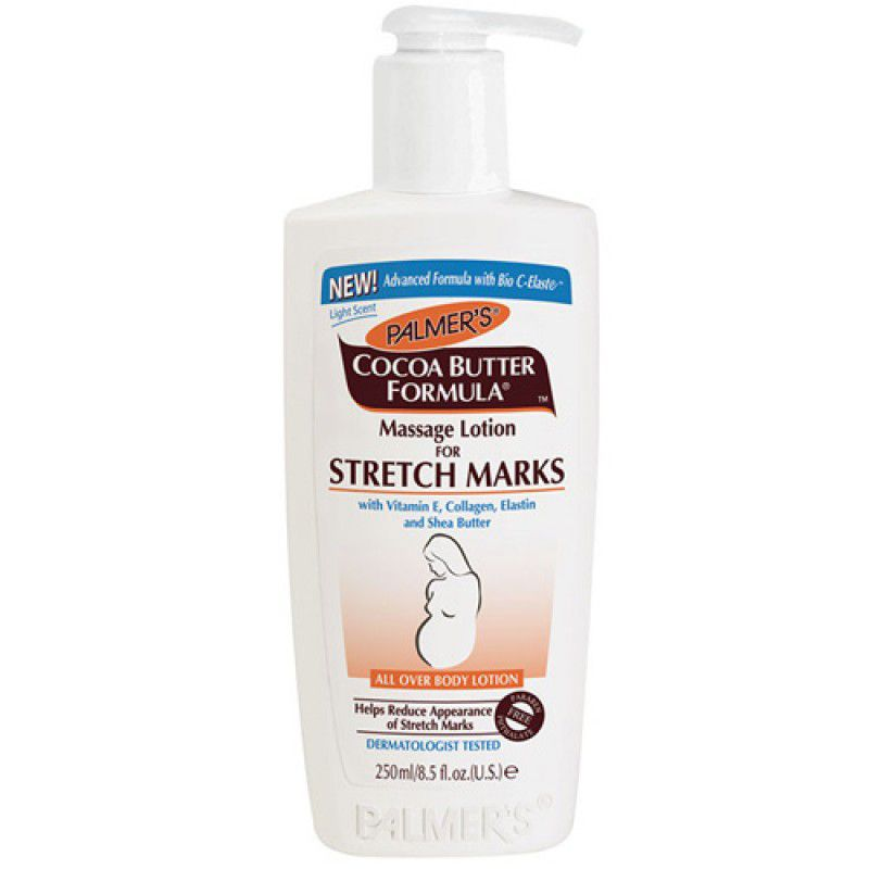 Cocoa Butter  Massage Lotion for Stretch Marks - Loção de Massagem Anti Estrias 250ml