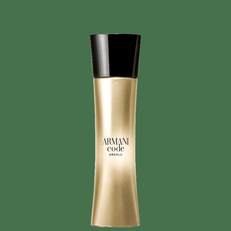 Code Absolu Eau de Parfum Giorgio Armani - Perfume Feminino 30ml