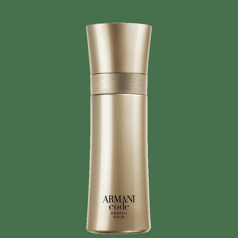 Code Absolu Gold Parfum Giorgio Armani - Perfume Masculino 60ml