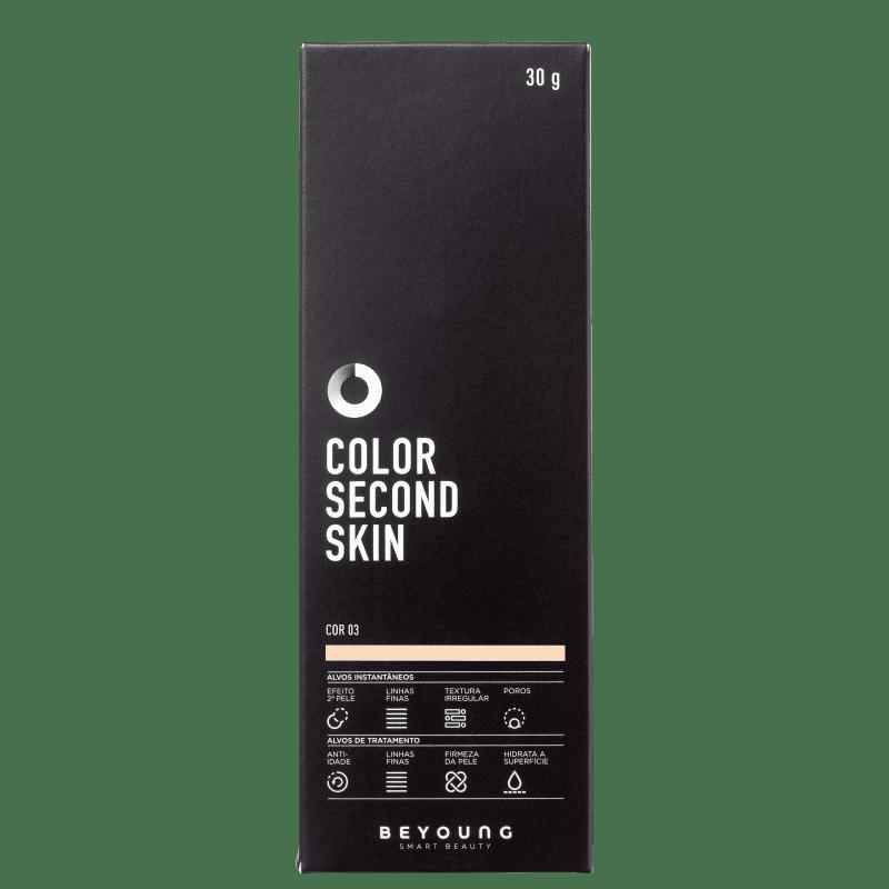 Color Second Skin 03 Beyoung - Base Facial 30gr