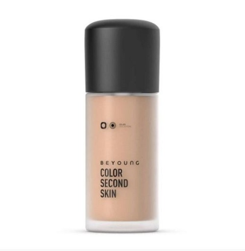 Color Second Skin 50W Beyoung - Base Facial
